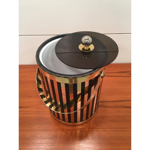 Mid Century Modern Ice Bucket - Image 5 of 7