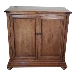 Custom Made Wooden Cabinet For Sale