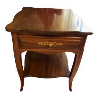 H. Willett Furniture Side Table For Sale
