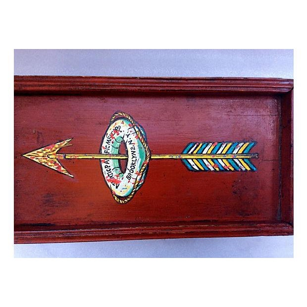 Ship's Antique Mystery Box For Sale - Image 4 of 9