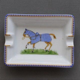 Hermès Collectors Edition Rare Horse Stallion Ash Tray
