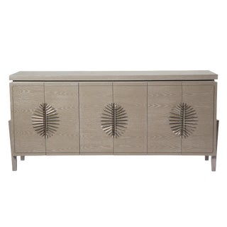 Philippe Credenza (Cerused Latte) For Sale
