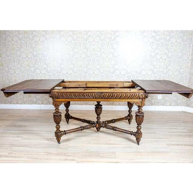 19th-Century Eclectic Table For Sale - Image 6 of 11