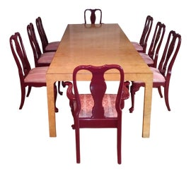 Image of Art Deco Dining Sets