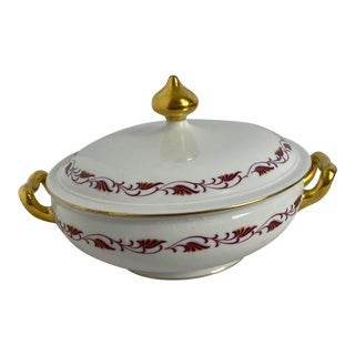 Covered Server Eschenbach of Bavaria Imported by Baronet China For Sale