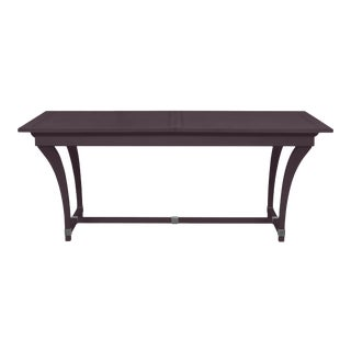 Casa Cosima Living Rhodes Dining Table - Dark Basalt For Sale