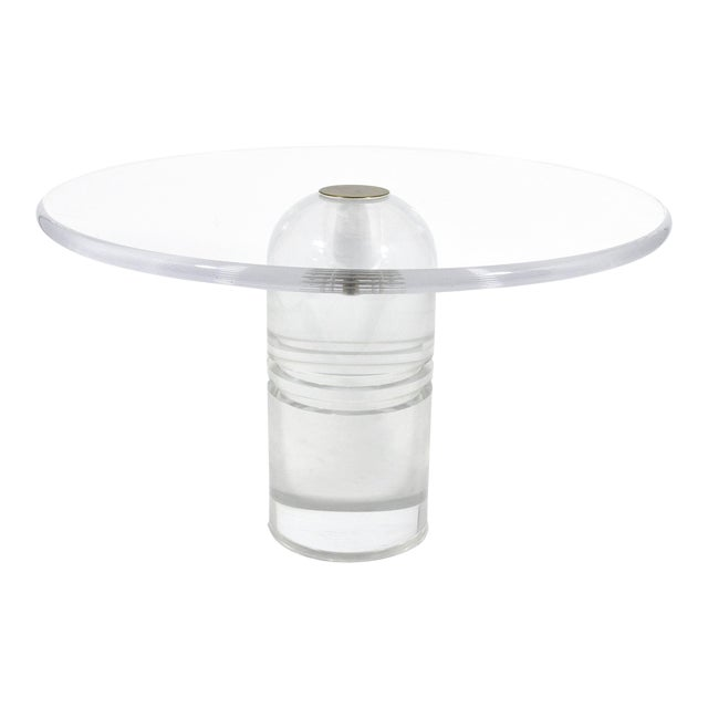 "Charles Hollis Jones ""Le Dome"" Table For Sale"