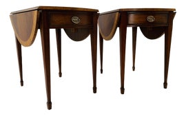 Image of Family Room Drop-Leaf and Pembroke Tables