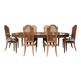 Thomasville Furniture Louis XVI Style Dining Set