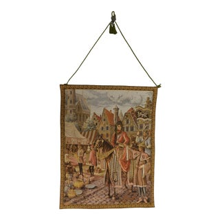 1970s Wall Hanging Tapestry. For Sale