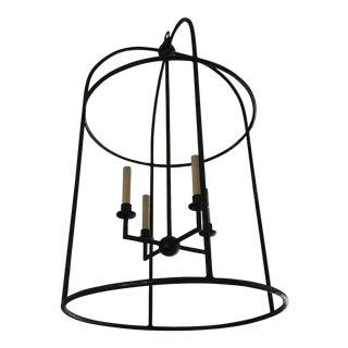 Visual Comfort Desmond Cage Lantern For Sale