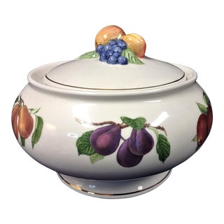 Teleflora Bowl With Lid For Sale