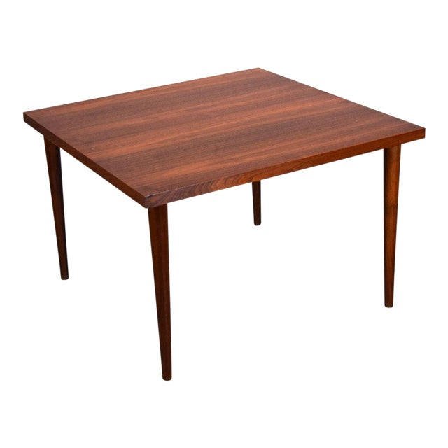 Mid-Century Walnut Coffee or End Table For Sale