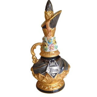 1961 Vintage Jim Beam Decanter, Executive Series of Regal China Collector's Edition