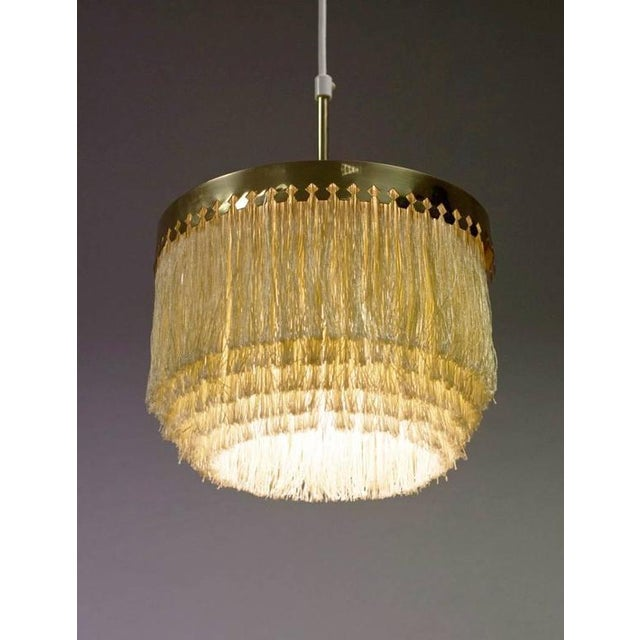 Vintage ceiling lamp by Hans-Agne Jakobsson For Sale - Image 6 of 7