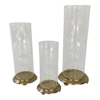Wolfard Oil Lamps - Set of 3