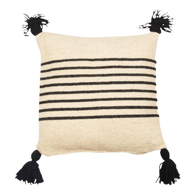Delgado Striped Pillow - Image 6 of 6