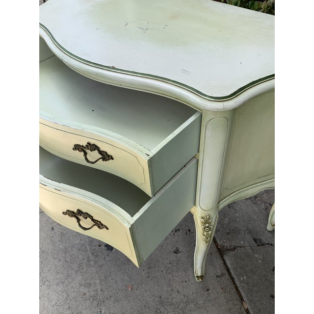 Wood French Chest of Drawers For Sale - Image 7 of 12