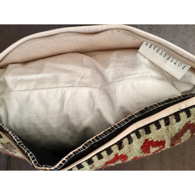 Pottery Barn Kilim Pillow - Image 7 of 7