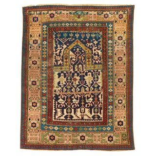 Caucasian Konagkend Prayer Rug For Sale