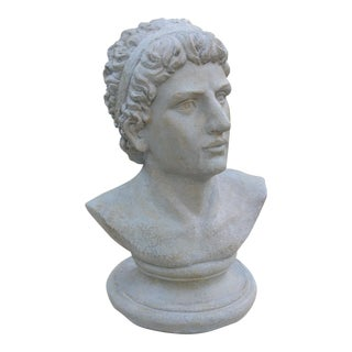 Large Scale Classical Molded Bust of David