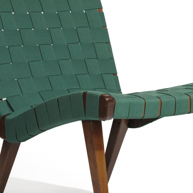 Jens Risom for Knoll Studio Lounge Chairs For Sale - Image 9 of 11