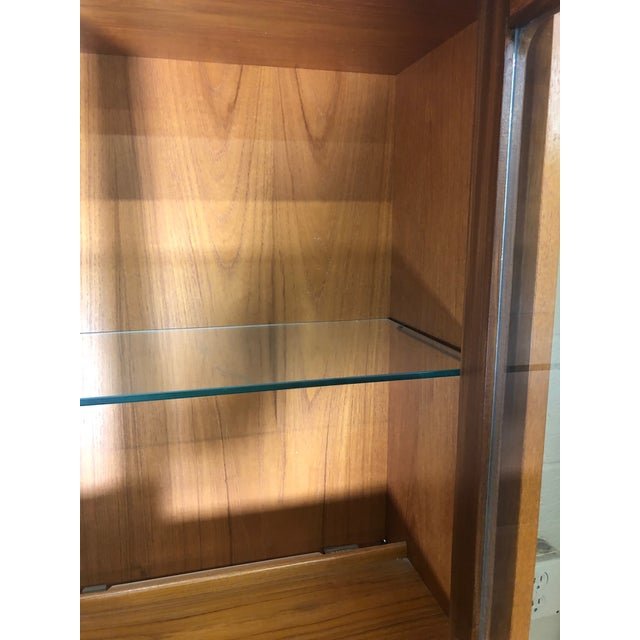 G Plan Mid Century Teak Modular Wall Unit by G Plan For Sale - Image 4 of 13