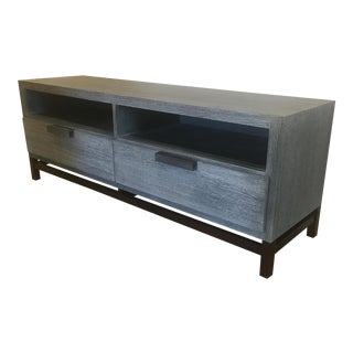 John Strauss Sheridan Media Cabinet For Sale
