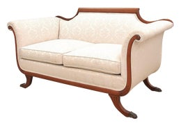 Image of Empire Settees