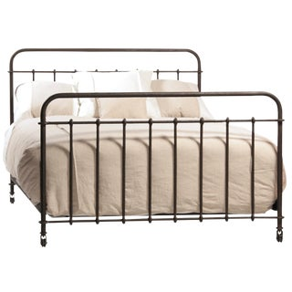 Classic Iron Eastern King Size Bed