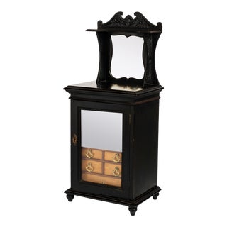 Late 19th Century Smoker's Cabinet For Sale