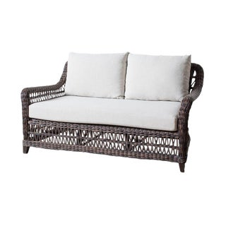 Woven Outdoor Loveseat For Sale