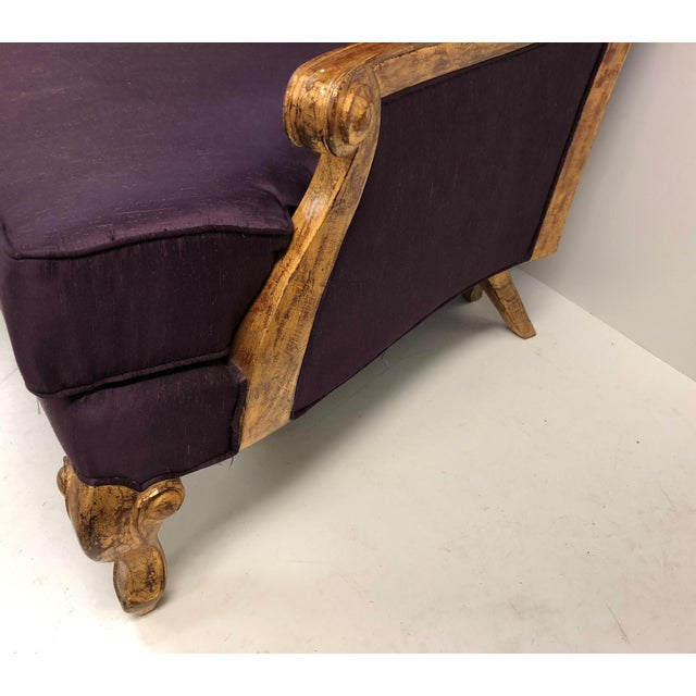 Christopher Guy Tufted Loveseat For Sale - Image 10 of 11