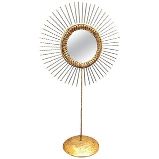 Curtis Jere Sunburst Mirror, 1967 For Sale