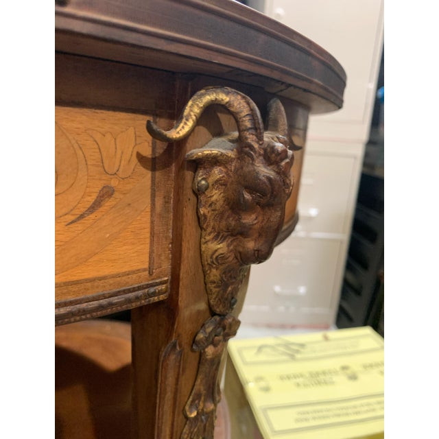 Early 18th Century Louis XV Style Side Table For Sale In Chicago - Image 6 of 8