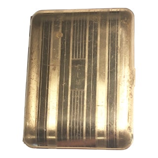Elgin Cigarette/Card Case For Sale