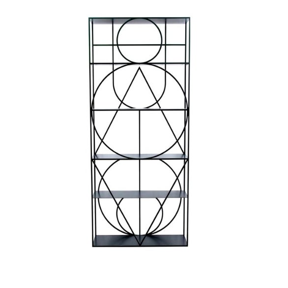 Modern Etagere No. 1 by Alex Drew & No One For Sale - Image 4 of 4
