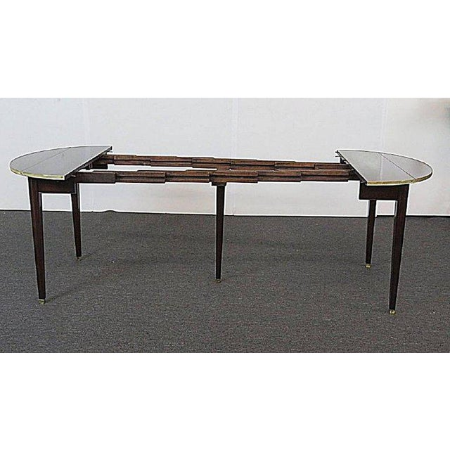 Early 20th Century Directoire Style Drop Leaf Dining Table For Sale - Image 5 of 11