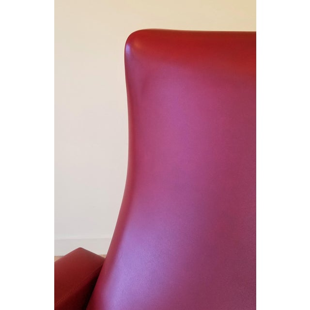 """Vintage Pierre Guariche """"Trelax"""" Reclining Lounge Chair For Sale - Image 10 of 12"""