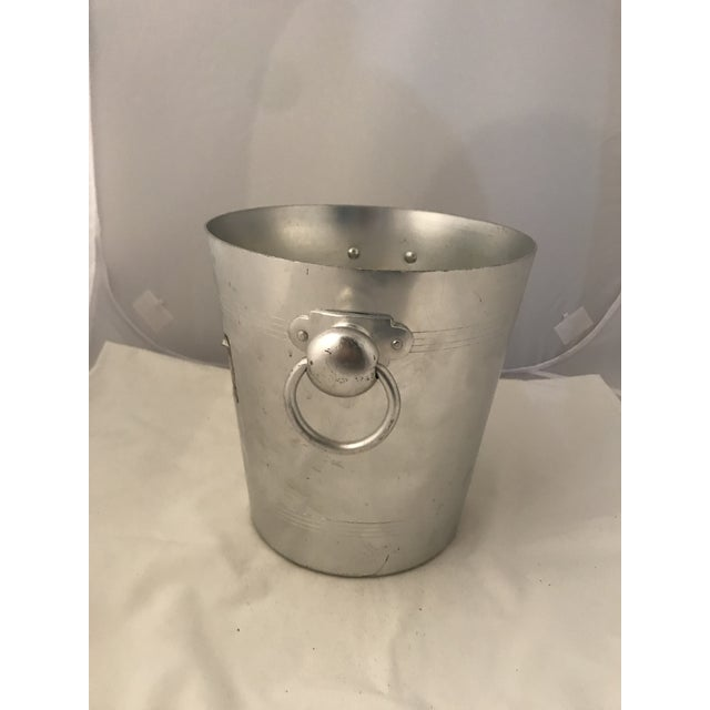 Joseph Perrier Champagne Ice Bucket For Sale - Image 4 of 6
