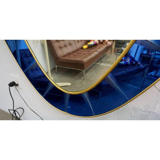 Crystal Arte Stunning Crystal Arte Mirror For Sale - Image 4 of 5