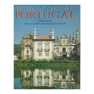 Houses and Gardens of Portugal by Patrick Bowe For Sale