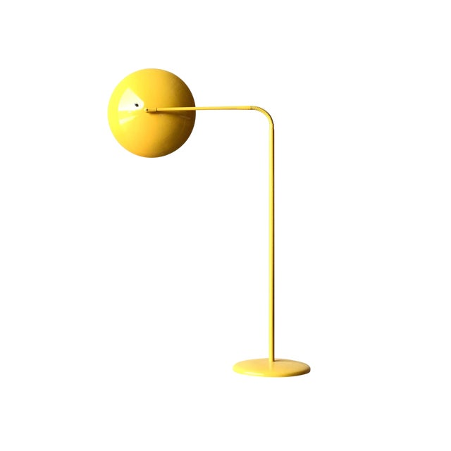 Kurt Versen Floor Lamp For Sale
