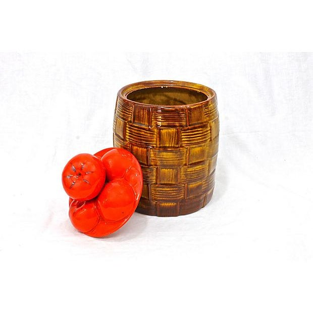 1940s Retro Kitchen Canister - Image 6 of 8