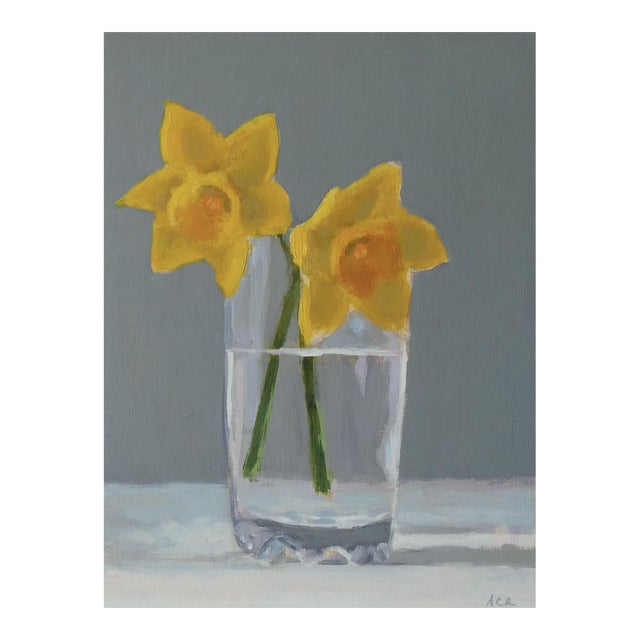 Daffodils by Anne Carrozza Remick For Sale