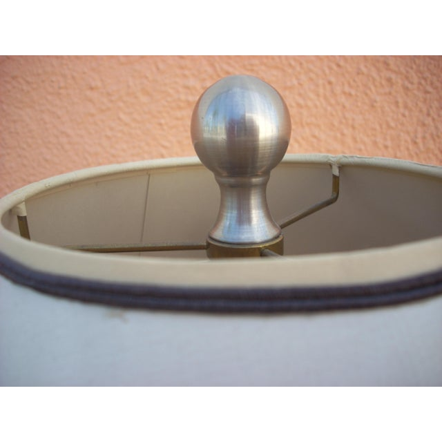 Contemporary Table Lamp For Sale - Image 5 of 6