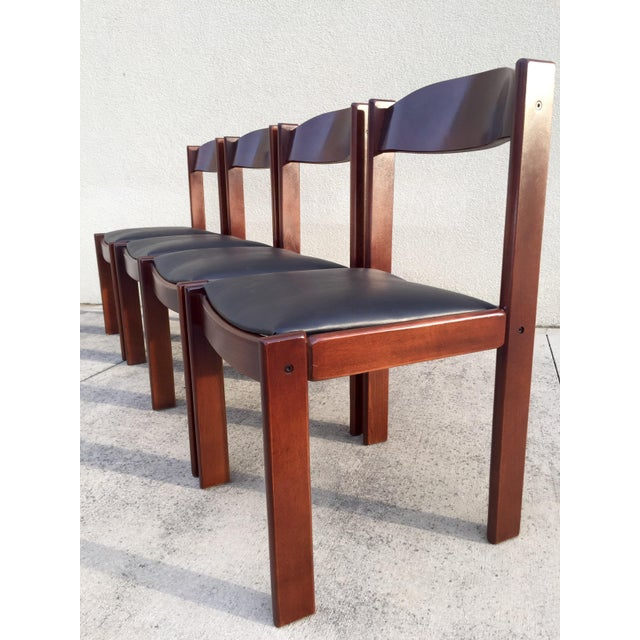 Restored Mid-Century Modern Dining Chairs - 4 - Image 5 of 8
