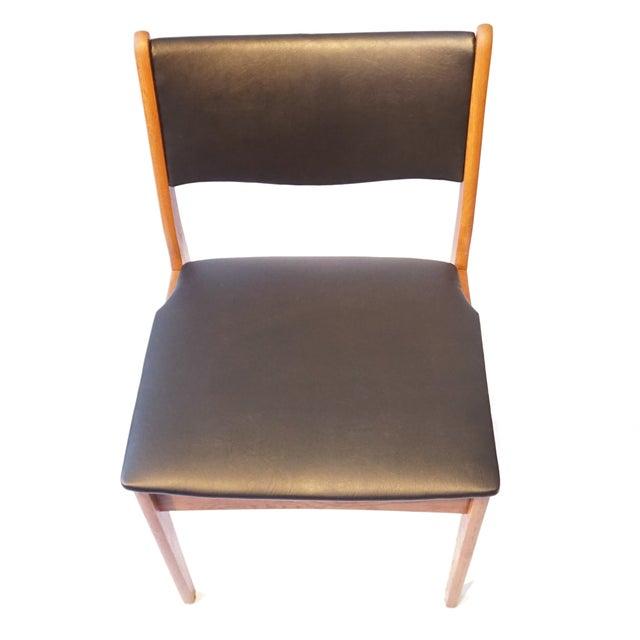 Uldum Møbelfabrik Danish Chairs - Set of 4 - Image 5 of 7