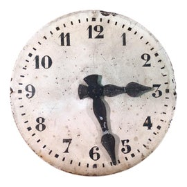 Image of Antique White Clocks