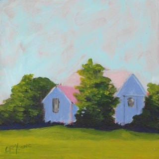 Carol C Young, Hidden Shed, 2017 For Sale
